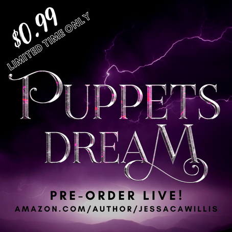 Puppets Dream: Pre-order is Live!