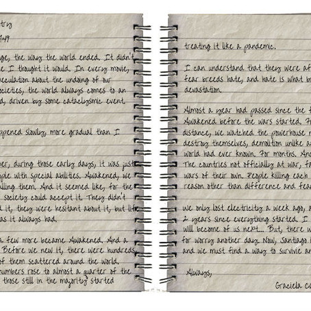 Journal Excerpt from Graciela