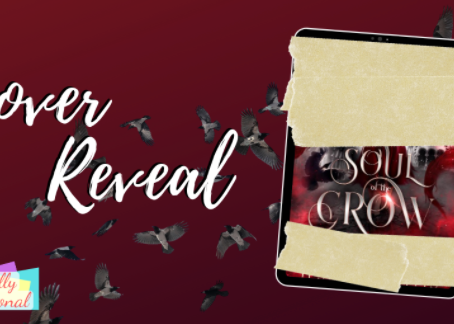 Celebrating the Cover Reveal of Soul of the Crow