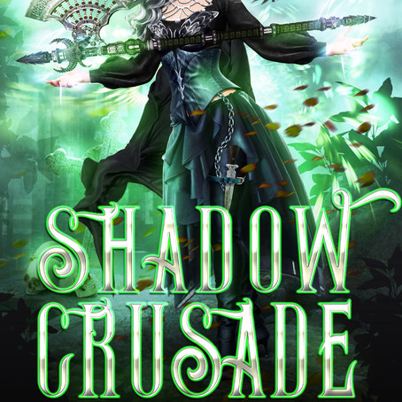 Author Update: Shadow Crusade, The Awakened, & The Demon In The Mirror