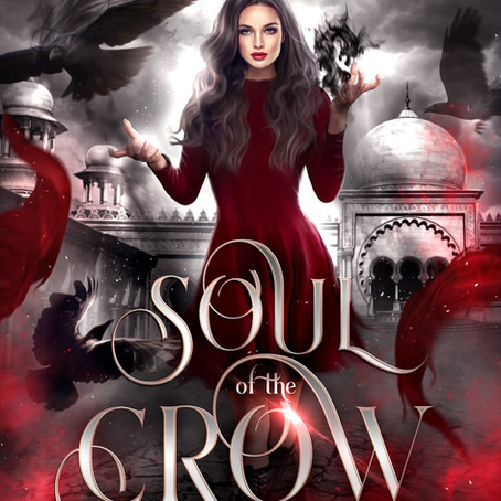 Cover Reveal: Soul of the Crow