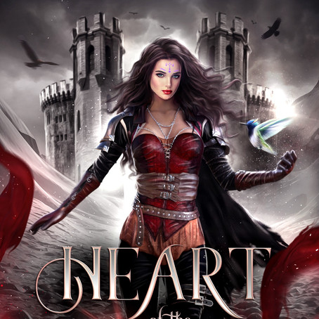 Cover Reveal: Heart of the Sungem