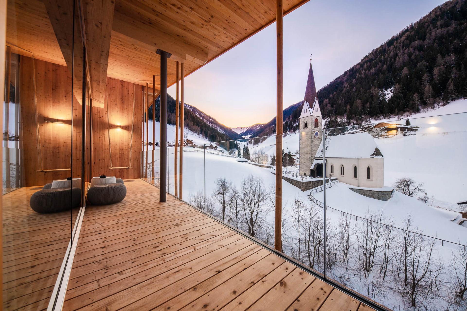 Naturhotel Rainer areum architecture