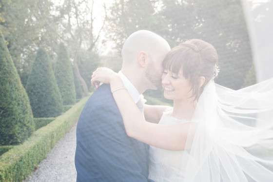 Mike & Laura's Hygee Magical Forest Vibe Wedding