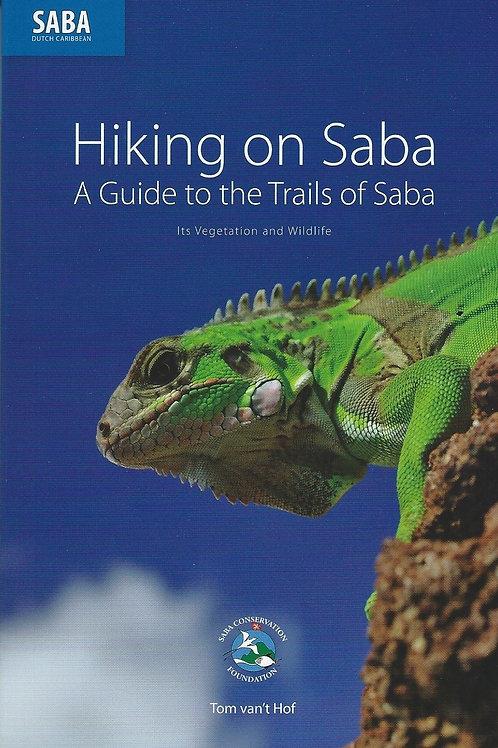 Hiking on Saba