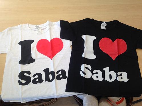 Kids I heart Saba