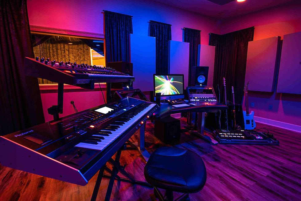 Recording Studio in Lafayette LA
