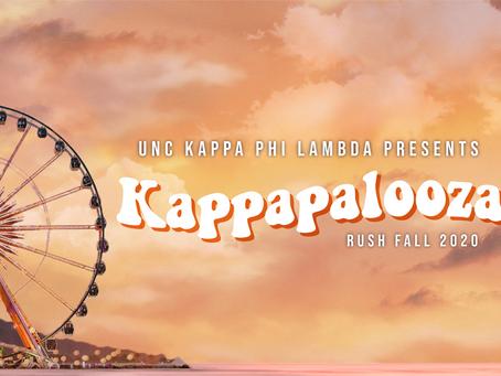 Fall 2020 Rush: Kappapalooza