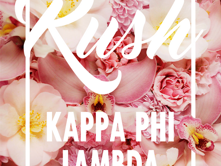 Fall '16 Rush: Capture the Bliss