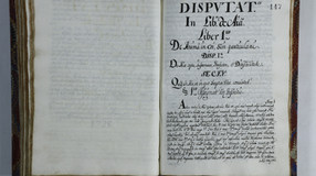 Disputationes in Libros De anima, Miguel de Ureta S. J., 1728