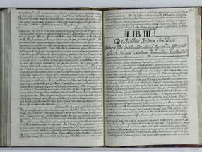 Disputationes scholasticae in tres libros Aristotelis De anima, Anónimo S. J., 1715