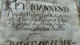 Commentaria in tres libros De anima ad mentem nostri Subtilis Doctoris Duns Scoti Theologorum Princi