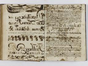 Praeludia ad Physicam, Juan de Puga S. J., 1711