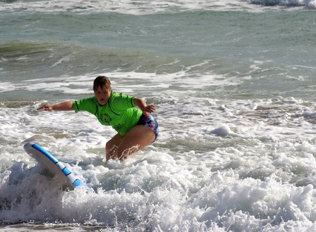 How I Learned to Surf
