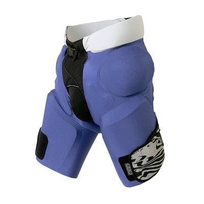 Short Robo Bleu