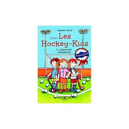 Tome 1 Les Hockey-Kids