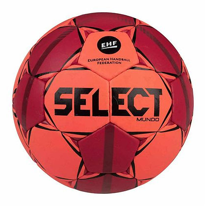 Ballon select mundo orange/rouge