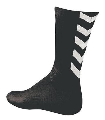 Chaussettes Authentic noir blanc