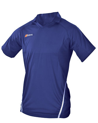 G750 Shirt Bleu marine