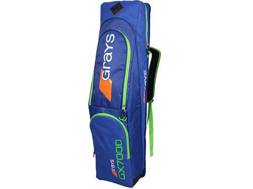 GX7000 stickbag bleu/vert