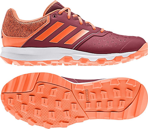 Flexcloud Orange/Bordeaux - Adidas