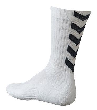 Chaussettes Authentic Blanc/ Noir