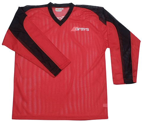 Maillot gardien G200 rouge