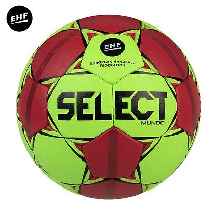 Ballon select mundo vert/rouge