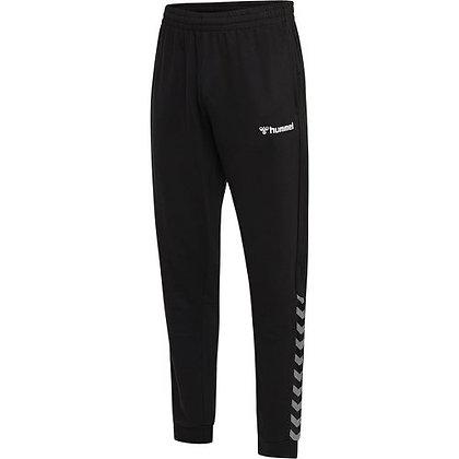 Pantalon polyester jnr noir