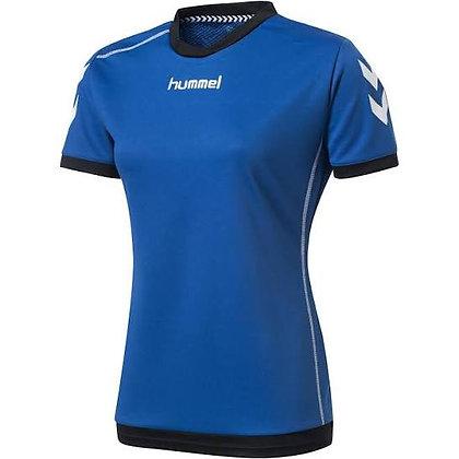 Maillot HUMMEL Saga bleu royal