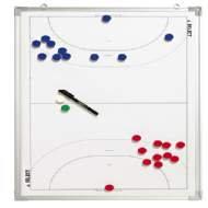 Tableau tactique alu handball