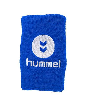 Poignet éponge Hummel bleu