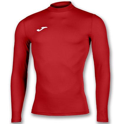 T-shirt de compression Joma rouge