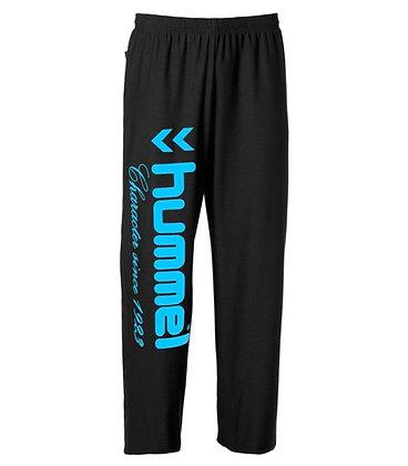Pantalon UH noir bleu Hummel