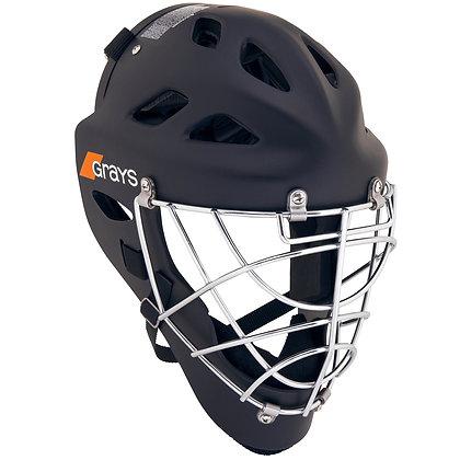 G600 Helmet - Noir/Chrome