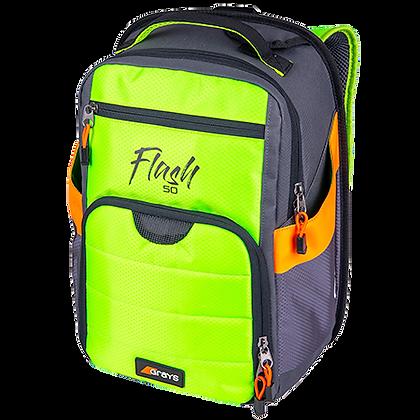 Flash 50 noir/vert