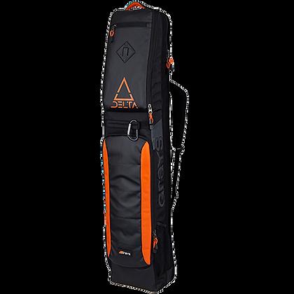 Delta Kit bag Noir/Orange