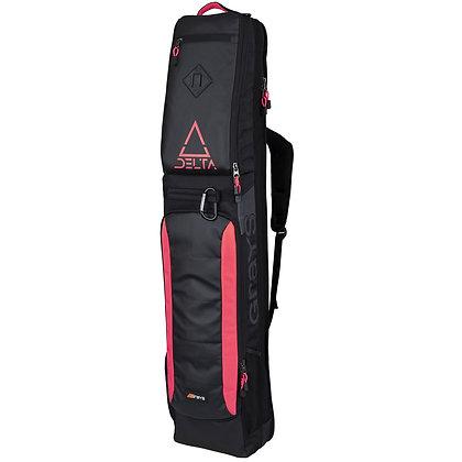 Delta Kit bag Noir/rose