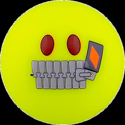 Emoji silencieux