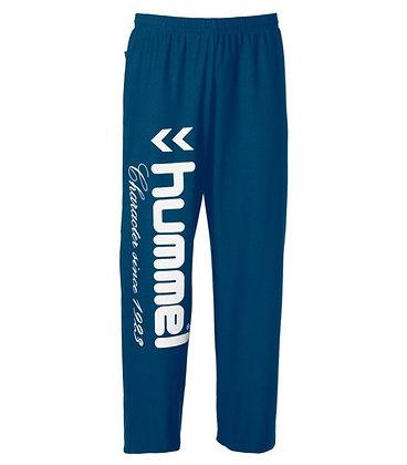Pantalon UH Marine blanc Hummel