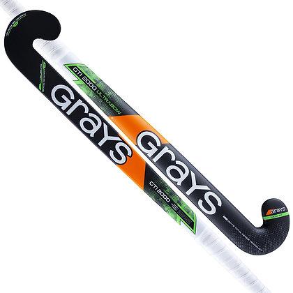GTi 2000 Jnr Ultrabow noir vert