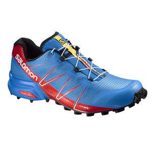 Speedcross Pro bleu/rouge Salomon