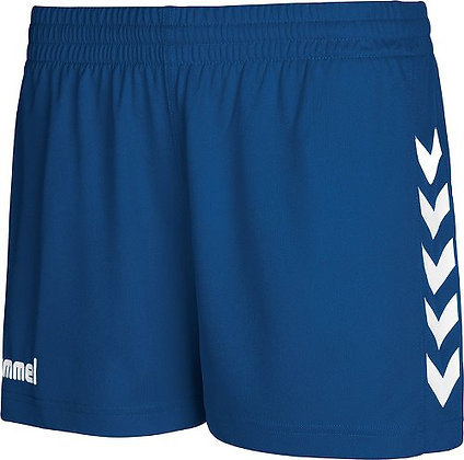 Short Core Womens Hummel Royal