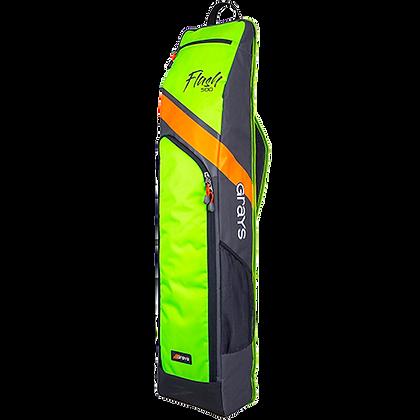 Flash 500 stickbag gris/vert