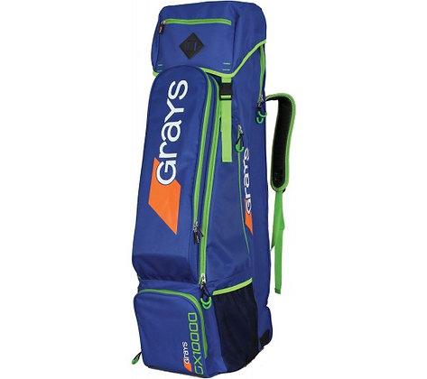 GX10000 stickbag bleu/vert