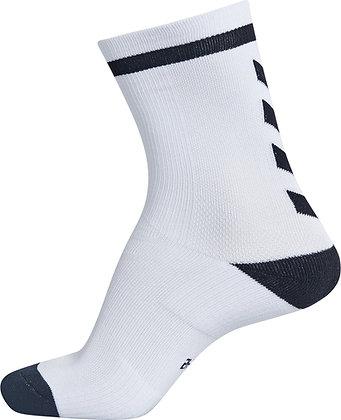 Chaussettes Elite blanc/noir