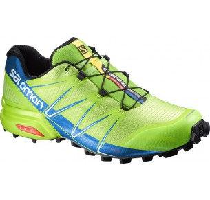 Speedcross Pro vert/bleu Salomon