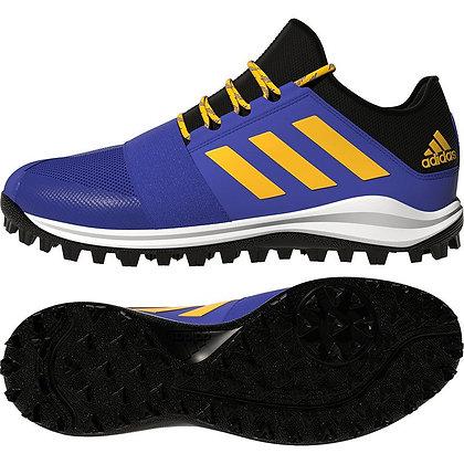 Divox 2.1S bleu/jaune - Adidas