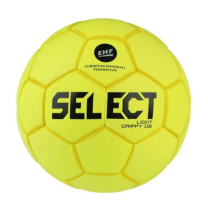 Ballon select light grippy DB jaune