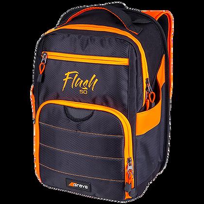Flash 50 noir/orange